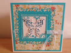 using tattered lace and spellbinder