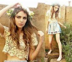 hippie styling