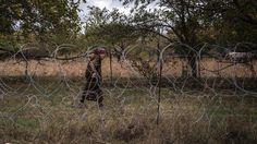 #MONSTASQUADD Border Games: Russia's Creeping Occupation