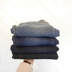 Denim dreams  if you need something fresh in the mix, a new pair of jeans is just the thing! The Mad Team would love to help you find the perfect pair.