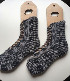 A personal favourite from my Etsy shop https://www.etsy.com/dk-en/listing/514494487/handknitted-socks-socks-to-wear-at-night