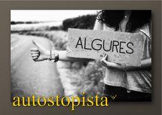 Zarampagalegando: Dicionario visual. Autostopista