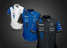 Design Concept for the 2016 Aston Martin Mercedes Mens Polo T Shirts, Team Shirts, Work Shirts, Printed Shirts, Corporate Shirts, Corporate Wear, Camisa Formula 1, Camisa F1, Polo Shirt Design