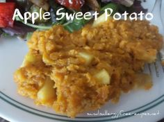 Apple Sweet Potato