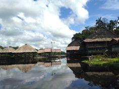 Fotostrecke eines wunderschönen Flecken Erdes. Der Amazonas Regenwald in Kolumbien und Peru mit dem Ausgangspunkt Leticia.