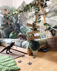 Kinderzimmer Barley is less nutritious than wheat, and to many people is less agreeable in flavor. Baby Bedroom, Baby Boy Rooms, Big Boy Bedrooms, Toddler Rooms, Dream Bedroom, Kids Bedroom, Jungle Baby Room, Jungle Room Themes, Boys Jungle Bedroom