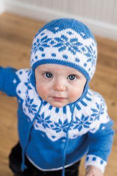 Baby Barn, Baby Suit, Bindi, Drops Design, Baby Sweaters, Baby Knitting Patterns, Matcha, Free Pattern, Beanie