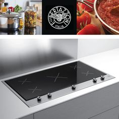 Bertazzoni design always understands the skills and needs of the modern cook, with imaginative details and the good looks for which Italians are renowned.