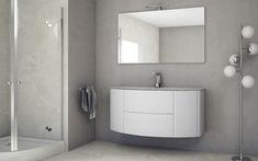 Fantastiche immagini su mobile bagno moderno sospeso nel