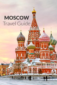 Find the top things to do in Moscow, best time to visit, hand-picked hotels and restaurants and more in this insightful and visually delightful travel guide. Save this pin when planning a trip to Moscow, the 860-year old capital of the Russian Federation and former Soviet Union that has the glitz and glam of a modern megapolis with a contrasting past of orthodox communism.