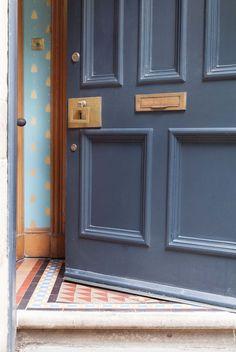 Una colorista casa en Edimburgo y un blog deco a seguir · A colorful home in Edimburg + a decor blog to follow