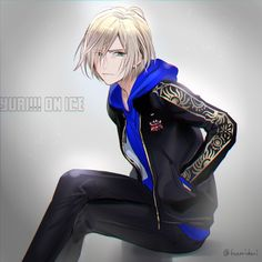 (ユーリ!!! on ICE) Yuri!!! on Ice Yuri Plisetsky is prettier than me.