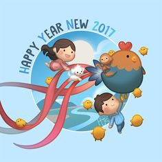 Happy New Year 2017!  Despite the ups or downs that you might've gone through during the year, I wish everyone an awesome 2017, to be full of surprises and wonderful things to come! #newyear