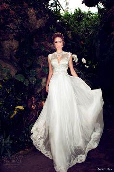 Vestidos de noiva de Nurit Hen 2013