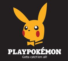 Pikachu. 30 Brilliant Logo Parodies that say the Real Meaning of Famous Brands. Follow us www.pinterest.com/webneel