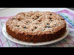 Receta Bizcocho de Zanahoria y Avena Delicioso y Fácil (Queque-Torta-Carrot cake) - YouTube