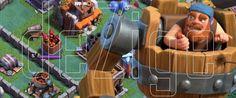 Strategi Penyerangan dan Pertahanan COC Builder Base