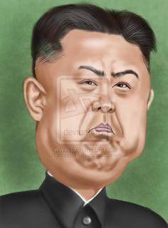 Kim Jong Un by adavis57