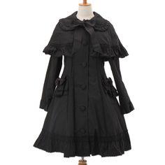 http://www.wunderwelt.jp/products/detail6780.html ☆ ·.. · ° ☆ ·.. · ° ☆ ·.. · ° ☆ ·.. · ° ☆ ·.. · ° ☆ Black coat BABY THE STARS SHINE BRIGHT ☆ ·.. · ° ☆ How to order ↓ ☆ ·.. · ° ☆ http://www.wunderwelt.jp/user_data/shoppingguide-eng ☆ ·.. · ☆ Japanese Vintage Lolita clothing shop Wunderwelt ☆ ·.. · ☆ #egl