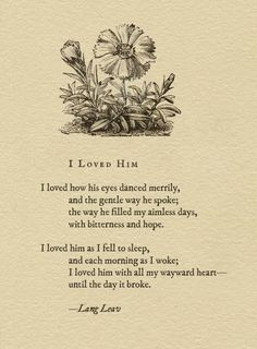 langleav:  New piece, hope you like it xo Lang…………….My new book Lullabies is now available via Amazon, BN.com + The Book Depository and bookstores worldwide.