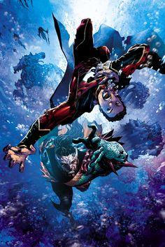 DC Comics MARCH 2018 SOLICITATIONS