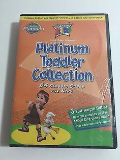 nice Cedarmont Kids Platinum Toddler Collection 3 DVD Classic Songs for Kids - NEW - For Sale View more at http://shipperscentral.com/wp/product/cedarmont-kids-platinum-toddler-collection-3-dvd-classic-songs-for-kids-new-for-sale/