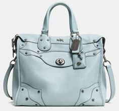 I WANT IT!!! Coach Rhyder 33 Satchel.