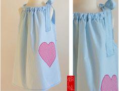 """Trägerkleid """"Lotte"""" von  katharina-meintke-kids auf DaWanda.com"""