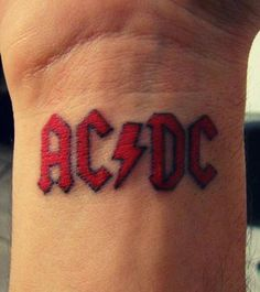 Ac/dc-I want this for my uncle that passed