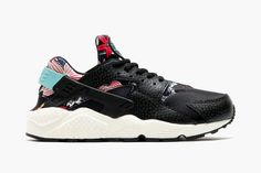 buy popular a4349 46252 Nike 2015 Spring Summer WMNS Air Huarache Run Print Pack  Ladies and  small-footers alike will be happy to know that some of this season s best  looks for the