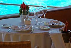 Hotel Restaurant #SaPunta #Pals #CostaBrava Table Decorations, Home Decor, Restaurants, Decoration Home, Room Decor, Home Interior Design, Dinner Table Decorations, Home Decoration, Interior Design