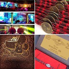 Convite maravilhoso com pulseira de couro. Tema da festa: Festival de música na Belgica Tomorrowland. Assessoria impecável @claupassarelli #convites #santafesta #tomorrowland #15anos