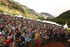 Best Summer Music Festivals  Telluride Blues and Brews Festival - Telluride, CO; September 14-16, 2012