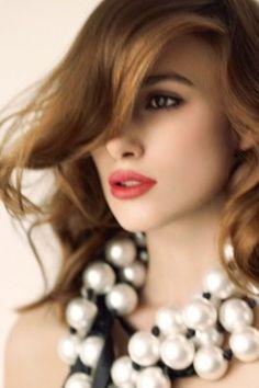 Golden Globe 2015 nominees in Vogue: Keira Knightley