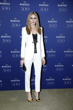 Olivia Palermo - Martell Cognac Celebrates Its 300th Anniversary at the Palace of Versailles - May 20, 2015