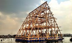 Working on the fringes of the law, rebel architects are trying to improve people's lives in tough areas. From floating homes to disaster-proof houses and bamboo domes, Aaron Millar meets the men and women building for their communities