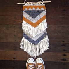 A personal favorite from my Etsy shop https://www.etsy.com/au/listing/244722528/that-70s-wall-hanging-weave-wall-art