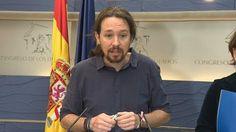"""Pablo Iglesias arremete contra el Psoe de Pedro Sánchez por """"unirse el club de amigos del artículo 155"""".    #Noticias #Psoe #Podemos #Vídeo  http://www.ledes.tv/es/noticias/actualidad-politica/video/iglesias-arremete-duramente-contra-el-psoe-y-pedro-sanchez/4142"""