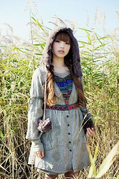 #morikei, #forestgirl, #mori  http://zashiki.tumblr.com/