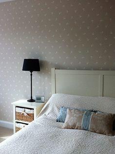 Pretty wall paper
