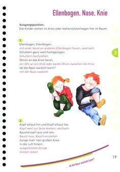 Blick ins Buch Diy For Kids, Little Ones, Poems, Montessori, Activities, School, Kid, Poems For Children, Kids Rhymes