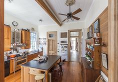 Before and After: An 1860s Home in New Orleans Gets a Major Kitchen Upgrade — Before & After