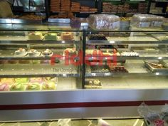 Display Your Food and Cook Items Effectively to Customers in Food Display Counter!