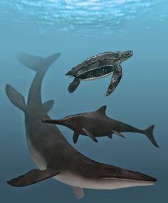 Paleontología y vida prehistórica