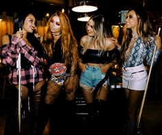 Ensuring they turned up the sex appeal to full, Perrie Edwards, Jesy Nelson, Jade Thirlwall, Leigh-Anne Pinnock sizzled in various states of undress Little Mix Outfits, Little Mix Girls, Little Mix Style, Jesy Nelson, Perrie Edwards, Meninas Do Little Mix, Divas, Litte Mix, Machine Gun Kelly