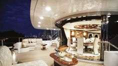 Benetti launches superyacht Diamonds Are Forever