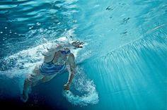 Good freestyle technique - swimming goals