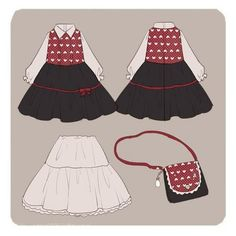 Casual Lolita Outfit