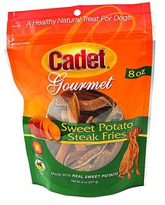 Sweet Potato Steak Fries -- Remarkable product available now. : Dog Treats