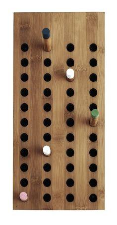 Scoreboard by we:do:wood, Denmark. #allgoodthings #danish #design spotted by @missdesignsays